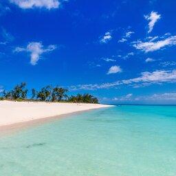 Mozambique-stranden