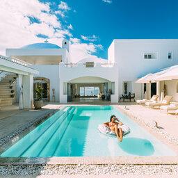 Mozambique-Vilanculos-Hotel-Santorini-zwembad