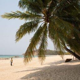 Myanmar-algemeen-strand