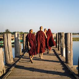 Myanmar-Amarapura-hoogtepunt-U Bein