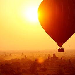 Myanmar-Bagan-hoogtepunt-ballonvaart