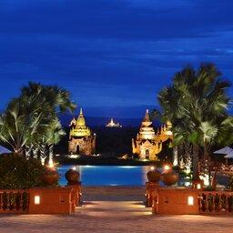 Myanmar-Bagan-Hotel Aureum Palace (16)