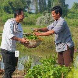 Myanmar-InleMeer-Sanctum Inle Resort4