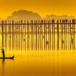 Myanmar-Ubein-hoogtepunt-brug