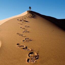 Namibië-algemeen-duinenklim
