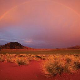 Namibie - algemeen - lanschap