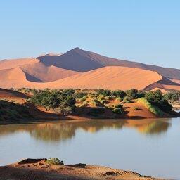 Namibië-algemeen-woestijn