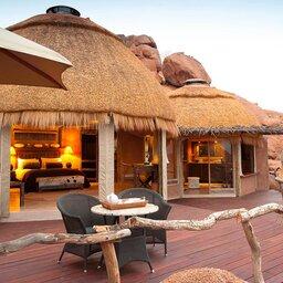 Namibië-Damaraland-Camp Kipwe (10)