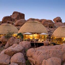 Namibië-Damaraland-Camp Kipwe (3)