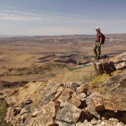 Namibie - Fish River Canyon (2)