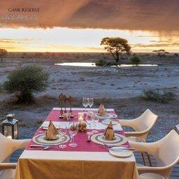 Namibië-Ongumathefort (2)