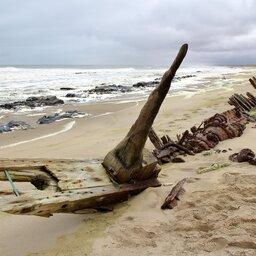 Namibië-Skeleton Coast-hoogtepunt 1