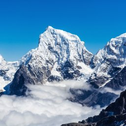 Nepal - Himalaya - everest (1)