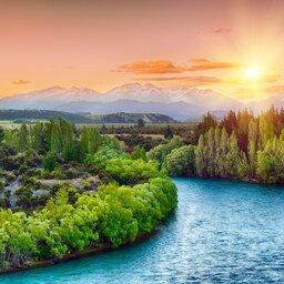 Nieuw-Zeeland  - Clutha