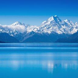 Nieuw-Zeeland - Lake Tekapo, South Island