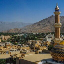 Oman-Nizwa-stad