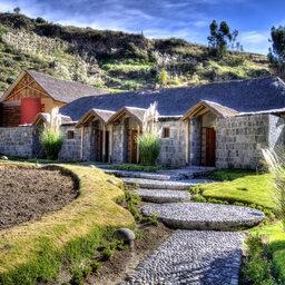 Peru - Caylloma - Valle del Colca - Arequipa - Colca Lodge (1)