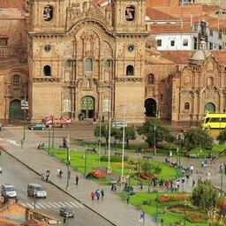 Peru - Plazoleta Nazarenas - Cusco - Belmond Hotel Monasterio (1)