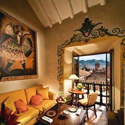 Peru - Plazoleta Nazarenas - Cusco - Belmond Hotel Monasterio (16)