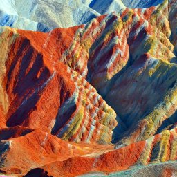 Peru - Rainbow Mountains (2)