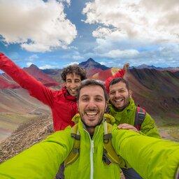 Peru - Rainbow Mountains (9)