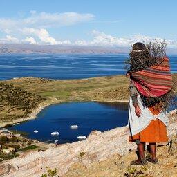 Peru - Titicaca meer (10)