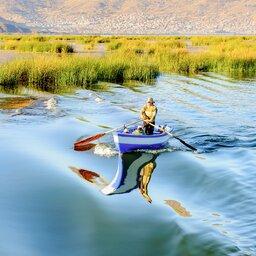 Peru - Titicaca meer (9)