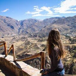Peru - Valle del Colca - Arequipa - Colca canyon (10)