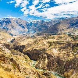 Peru - Valle del Colca - Arequipa - Colca canyon (3)