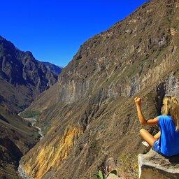 Peru - Valle del Colca - Arequipa - Colca canyon (8)