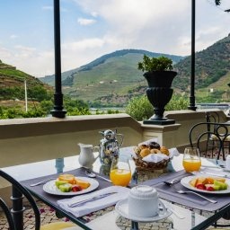 Portugal-Douro-Hotel-The-Vintage-House-ontbijt