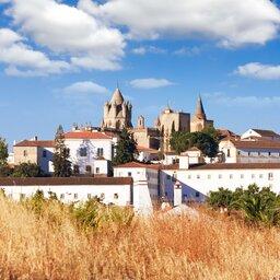 Portugal - Evora - Kathedraal