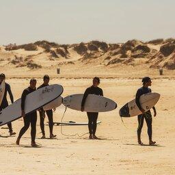 Portugal - Peniche - Nazare - Surfen  (1)