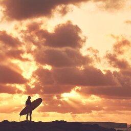 Portugal - Peniche - Nazare - Surfen  (3)