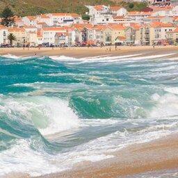 Portugal - Peniche - Nazare - Surfen  (4)