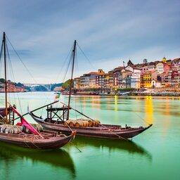Portugal - Porto barco (1)