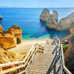 Portugal - Praia do Camilo - Lagos - algarve