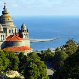 Portugal - Templo de Santa Luzia