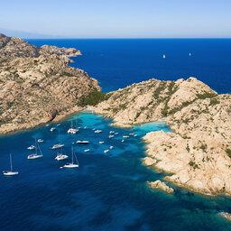 Sardinië-Noord-Sardinië-bezienswaardigheid-Maddalena-Archipel 2