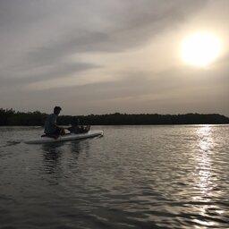 Senegal-Sine Saloum kajak