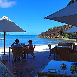 Seychellen-Larchipel-la gigolette beachfront restaurant (2)