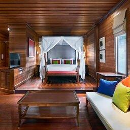 Seychellen-Mahe-Hilton-Northolme-Resort-&-Spa-Ocean-front-villa 4