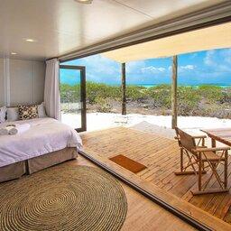 Seychellen-Private-eilanden-BlueSafari-Cosmo-Eco-Camp-kamer-interieur