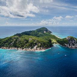 Seychellen-Private-eilanden-North-Island-luchtfoto-eiland-2