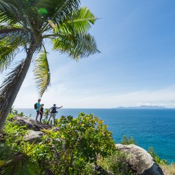 Seychellen-Private-eilanden-North-Island-wandelen-Bernica-Hill