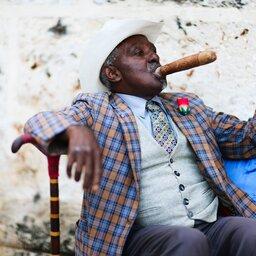 Cuba - Local - cigaar