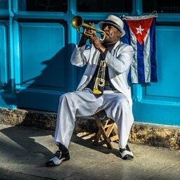 Cuba - local - trompet