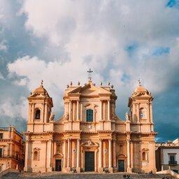 Sicilie-Zuidoost-streek-Noto-duomo