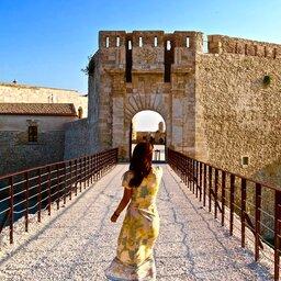 Sicilie-Zuidoost-Syracuse-streek-kasteel
