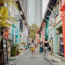 Singapore-Haji-Lane